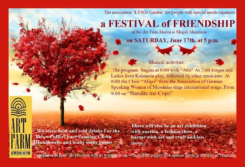 festival of friendhip