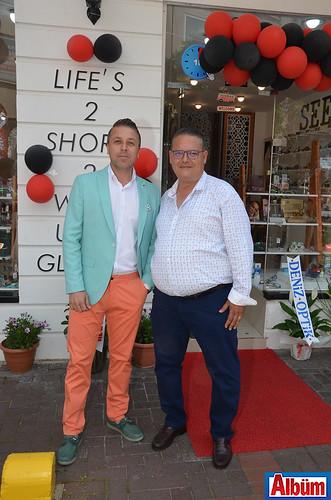 Mehmet Gedik, Levent Algan