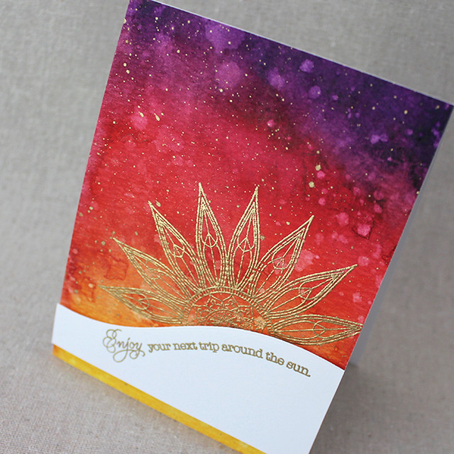 Trip Around The Sun Card 4