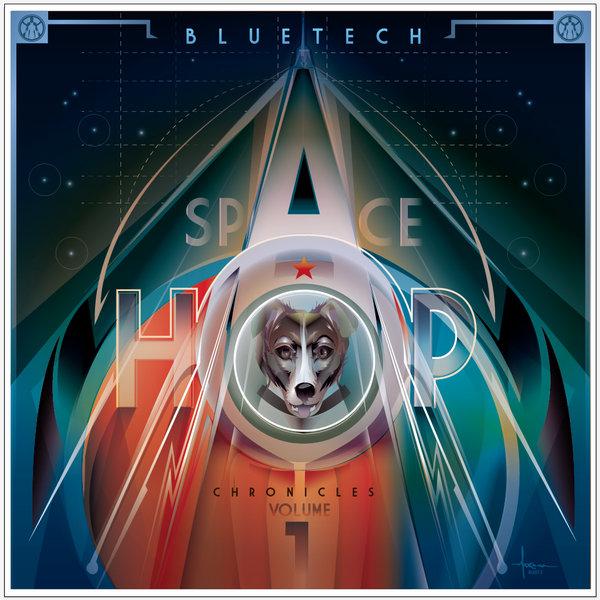 Bluetech - Laika [Psybient, DownTempo]