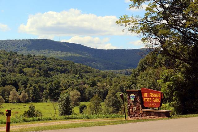 Mount Pisgah State Park