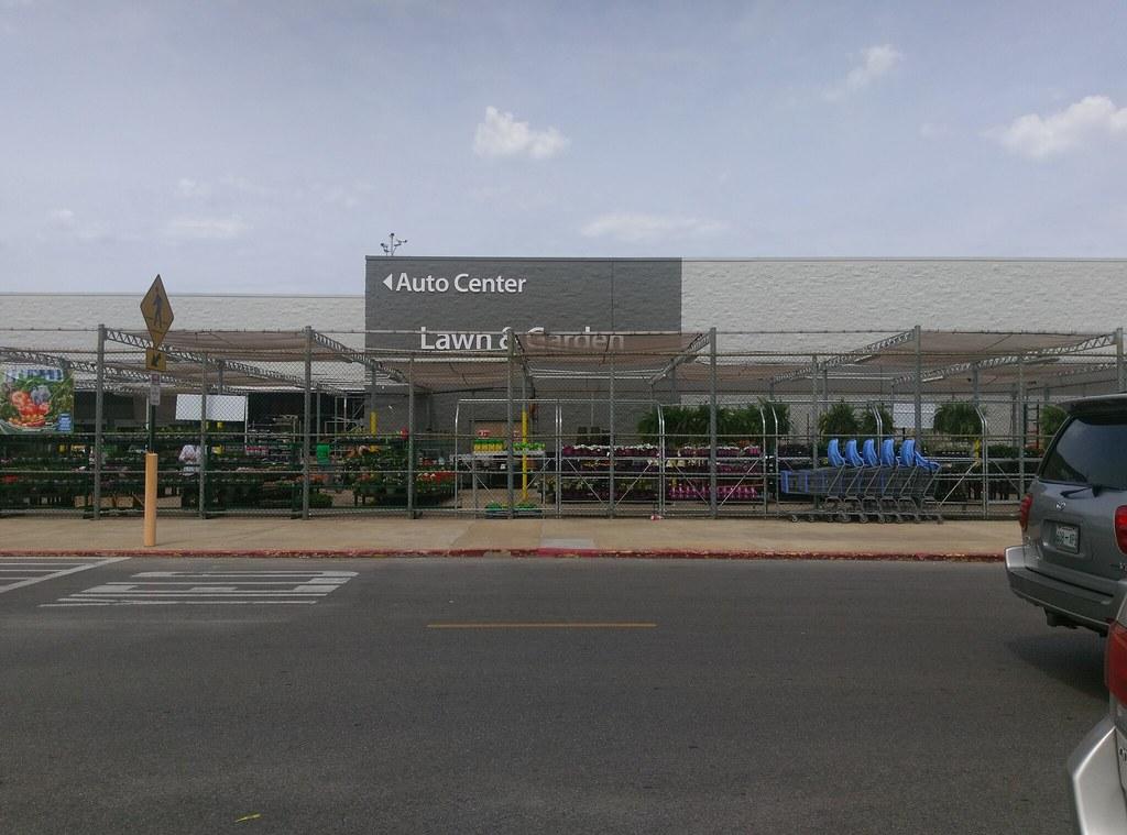 walmart bartlett auto center and lawn garden by l_dawg2000 - Walmart Lawn And Garden