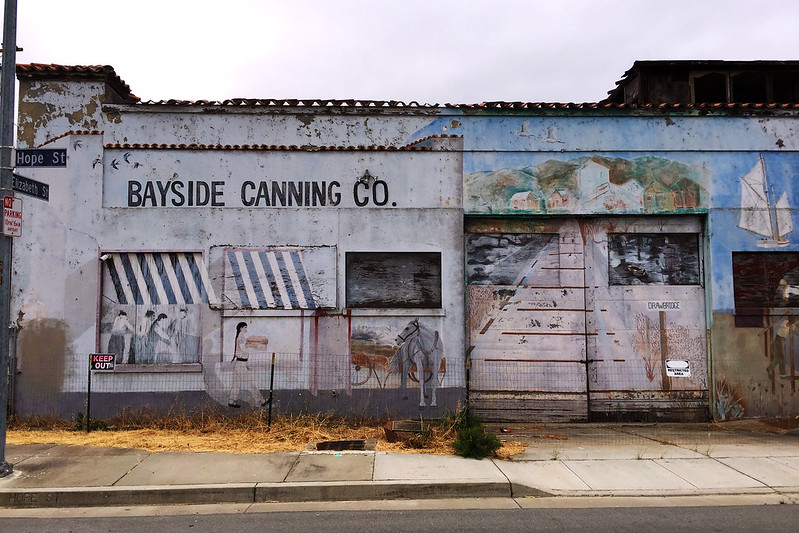 Bayside Canning factory