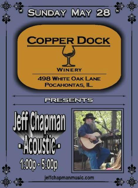 Jeff Chapman 5-28-17