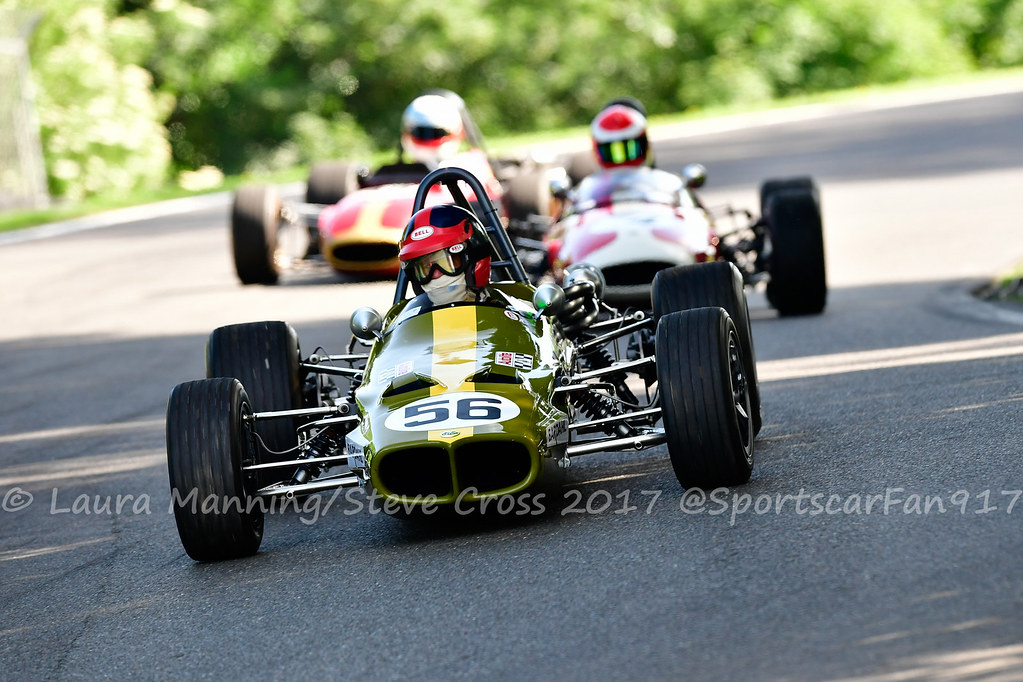 John Counsell - Lotus 59 (Historic Formula 3 Championship)… | Flickr