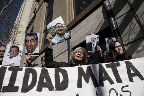 Periodistas exigen que Chile pida a México medidas contra ataques a periodistas