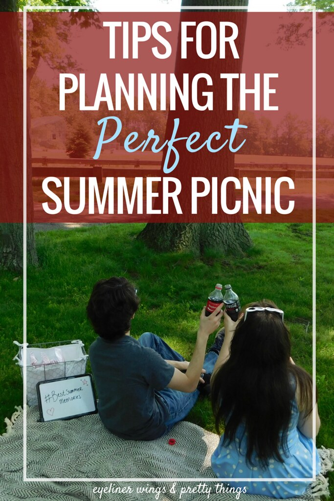 Tips for Planning The Perfect Summer Picnic - How to Plan A Picnic - ew & pt