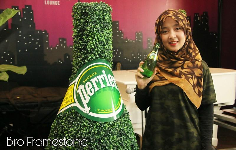 Perrier Perkenalkan Mixologi Minuman Yang Menyegarkan
