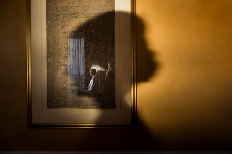 5 étapes faciles pour créer un «effet de réflexion» sur un mur