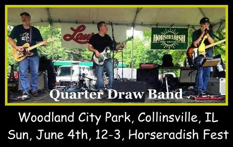 Quarter Draw Band 6-4-17