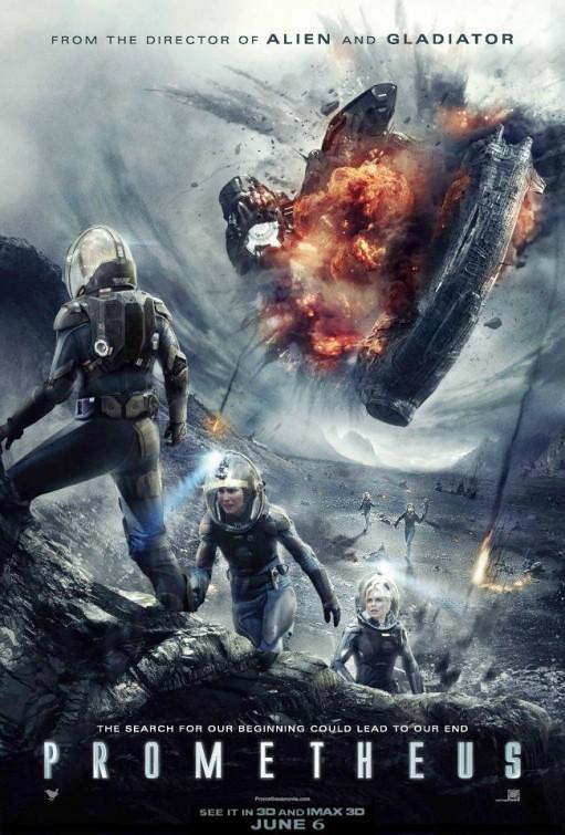 Prometheus - Poster 8