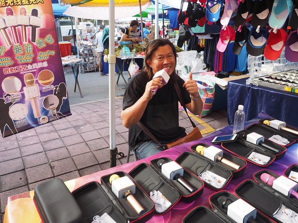 Kota Kinabalu sunnuntaimarkkinat