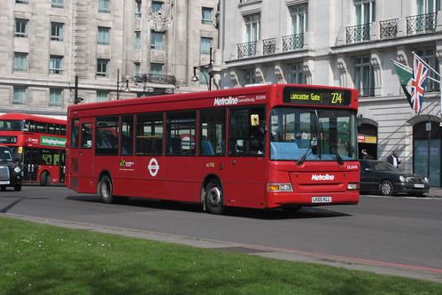 Metroline DLD696 LK55KLL