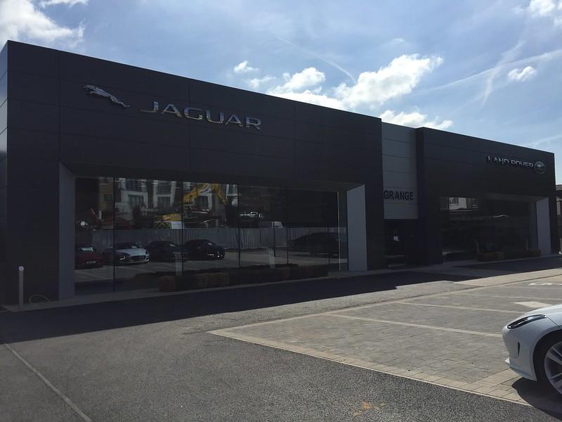Grange Jaguar & Land Rover Barnet