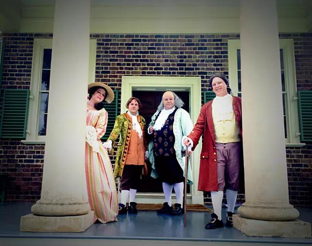 1776 - Thomas Jefferson's Poplar Forest