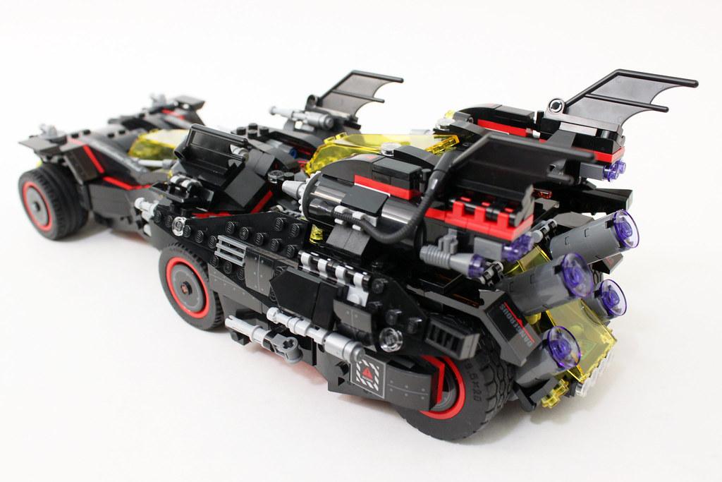 The LEGO Batman Movie The Ultimate Batmobile (70917) | Flickr