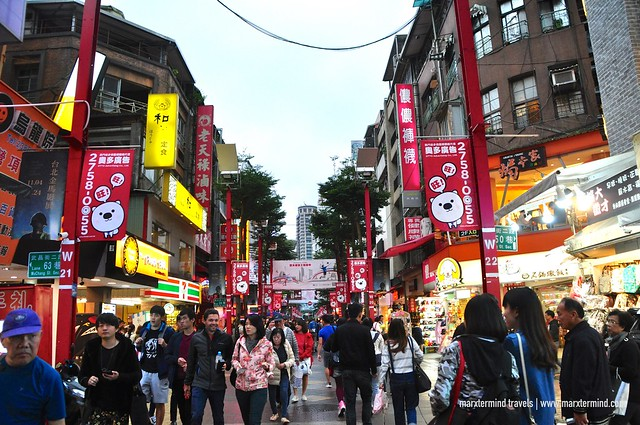 Ximending Shopping District