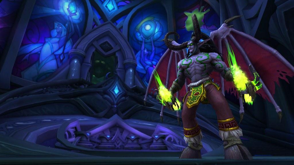 《魔獸世界:薩格拉斯之墓》7.2.5版本更新上線(美商暴雪提供)