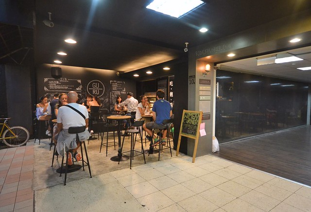 ximen corner hostel resto and bar