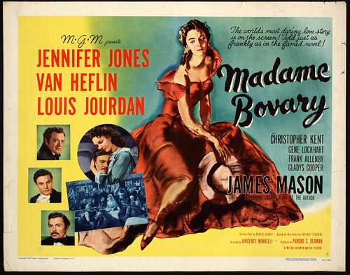 Madame Bovary - 1949 - Poster 1