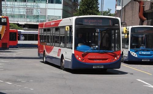 Stagecoach South 27828 GX62BPV