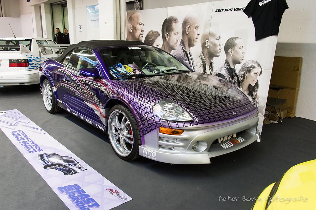 Mitsubishi Eclipse 2016 >> Mitsubishi Eclipse Spyder | Roman Pearce 2 Fast 2 Furious Es… | Flickr