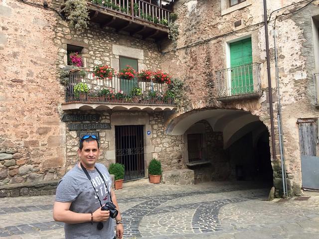 Sele en Sant Privat d'en Bas (La Garrotxa, Girona)