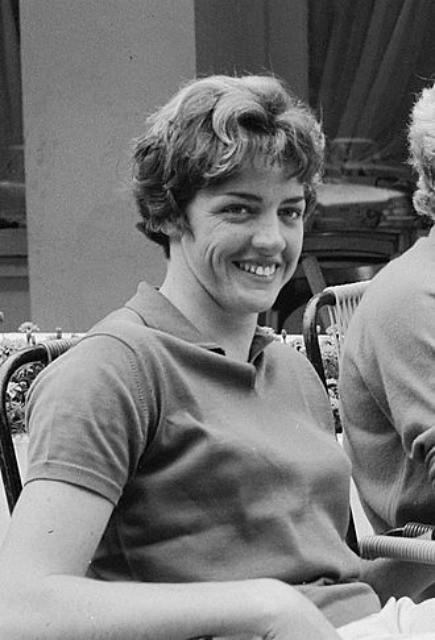 Margaret Court in 1964