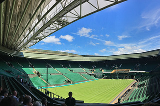 London - Wimbledon Center Court