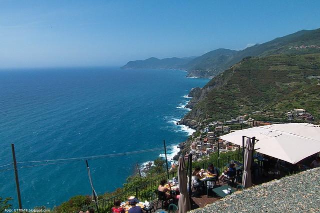 Küste Cinque Terre