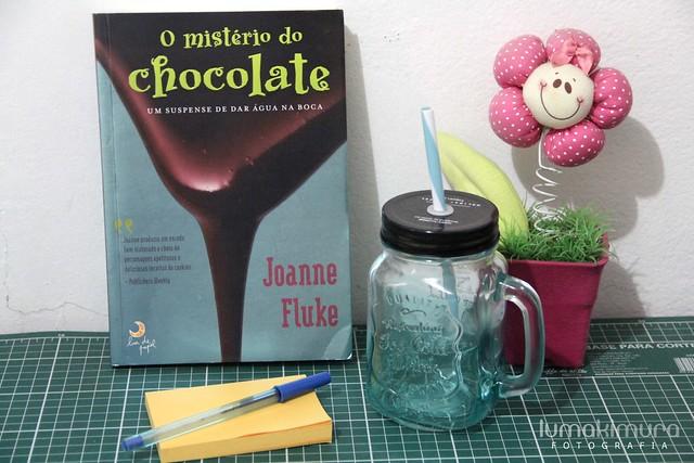 O Mistério do Chocolate (Joanne Fluke)