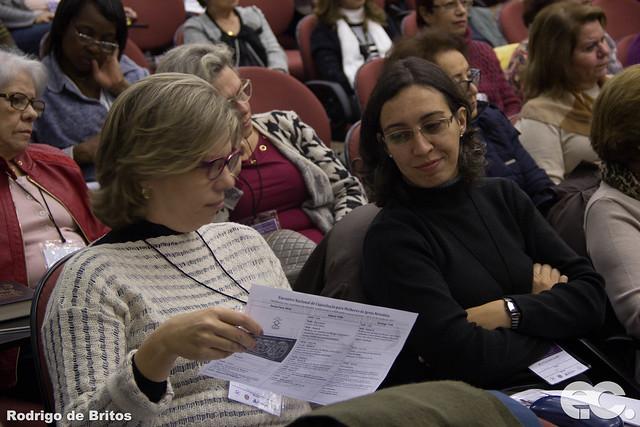 Encontro Nacional de Capacitação de Mulheres 2017