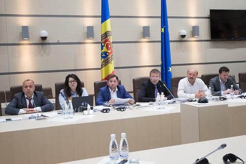 13.06.2017 Audieri publice, organizate de Comisia securitate națională, apărare și ordine publică