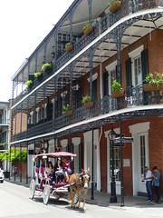 French Quater at Jackson Square