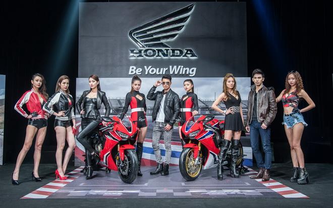 Honda Motorcycle 品牌展演Show 2