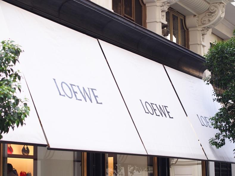 Madrid Loewe Store