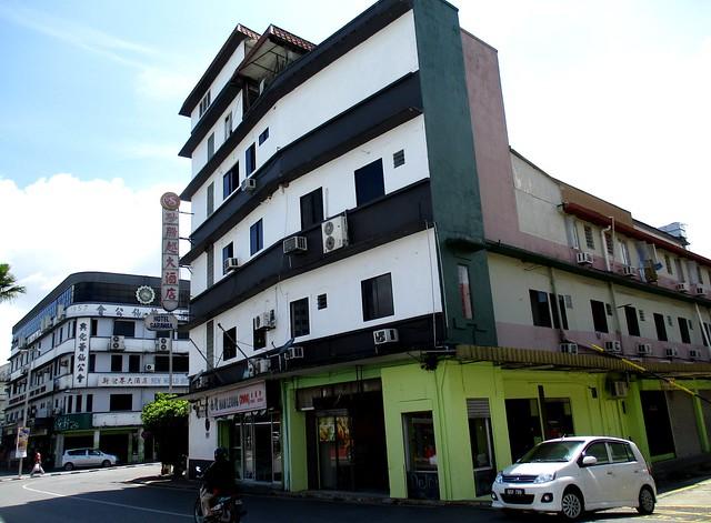 The Sarawak Building & Hotel
