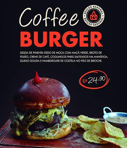 Coffee Burger