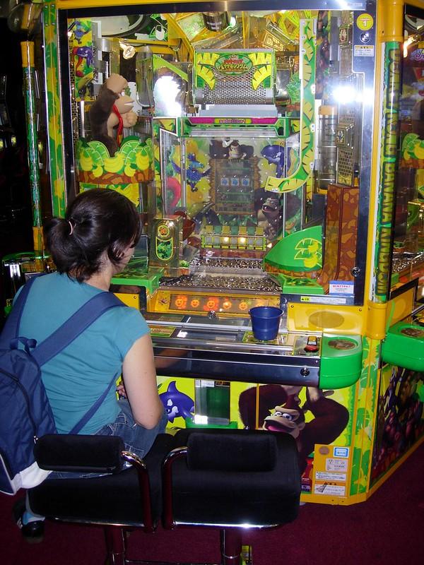 Máquina recreativa Japón Kyoto