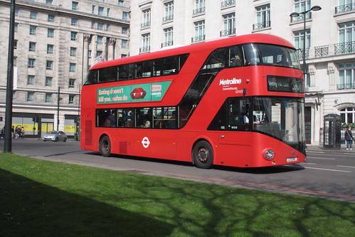 Metroline LT112 LTZ1112