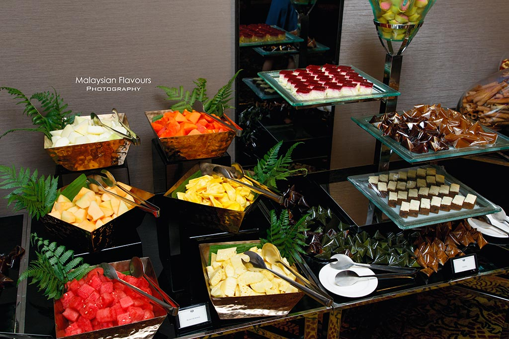 The Majestic Hotel KL ramadhan buffet 2017