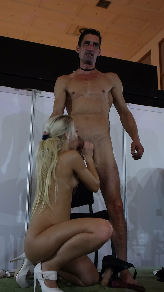 Venus Berlin 2016 - Live Sex Show  Alf Igel  Flickr-4414