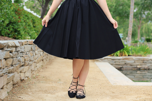 Stop Staring Almira Swing Dress Southern California Belle