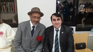 Ambassador H.E. Estifanos Habtemariam