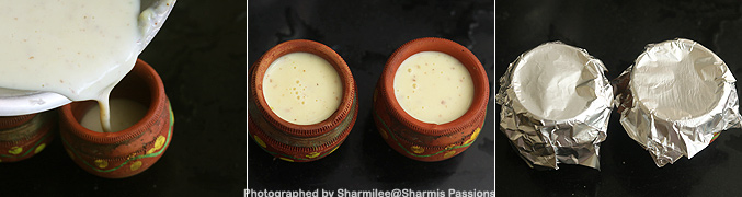 How to make Matka kulfi recipe - Step5