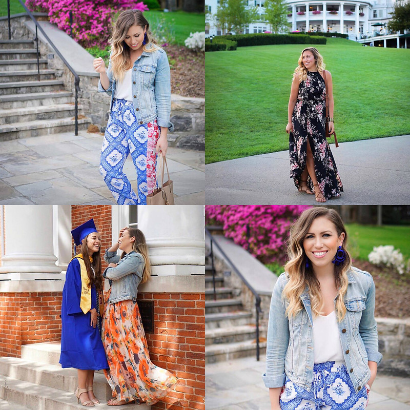 May 2017 Round Up Spring Summer Outfit Ideas