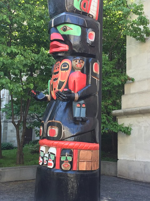 Totem from the Side