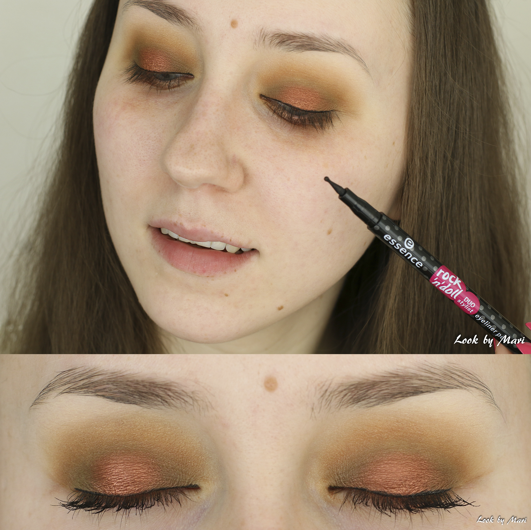 3 essence rock n doll duo stylist eyeliner pen review kokemuksia