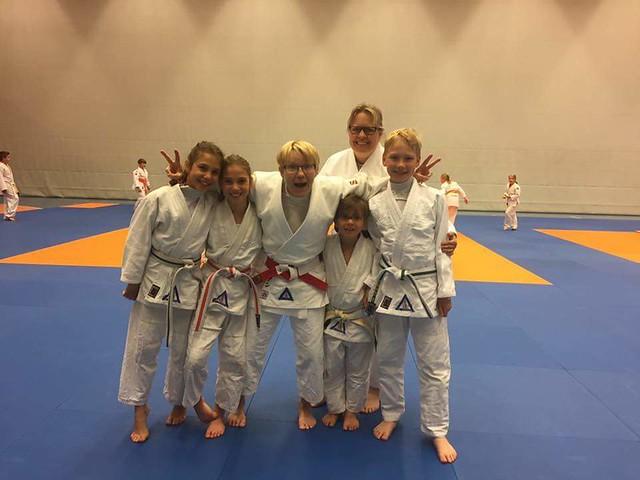 Judofestival Lindesberg 2017