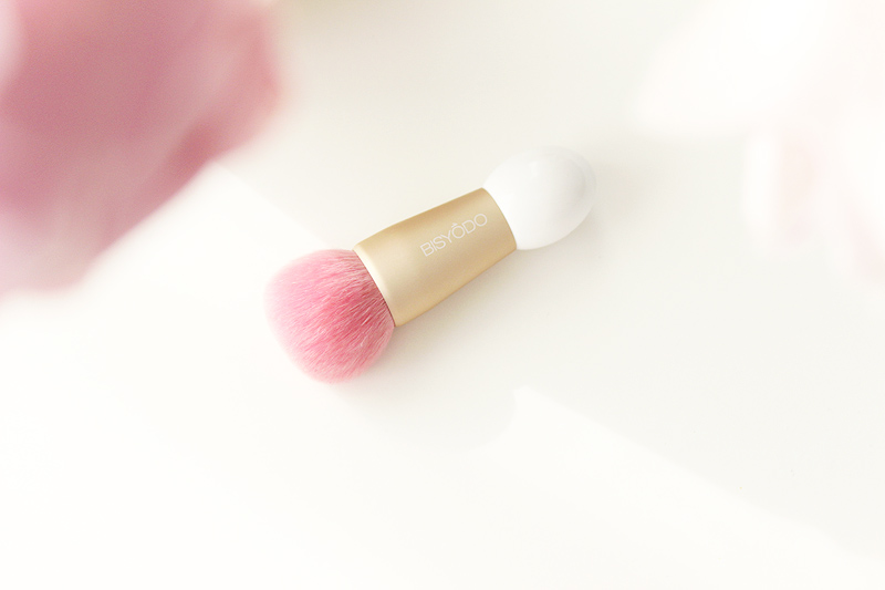 Bisyodo Puffy Foundation Brush Pink